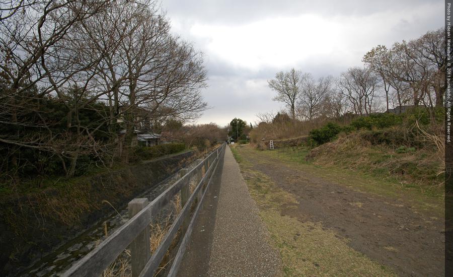 橋立吊橋のステータスアクセス地図